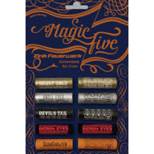 Magic Five – Zink Feuerwerk